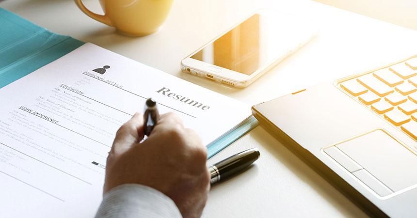履歴書・職務経歴書を書く際に忘れてはいけない大切なポイント