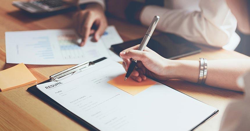 【書類選考】企業の担当者は職務経歴書のココを見ている