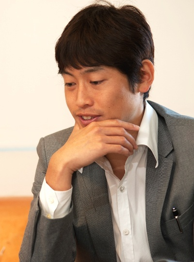 株式会社ディー・エヌ・エー守屋氏
