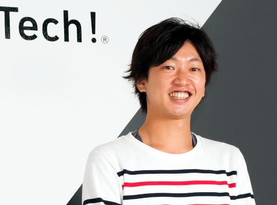 ライフイズテック株式会社 代表取締役CEO 水野雄介氏