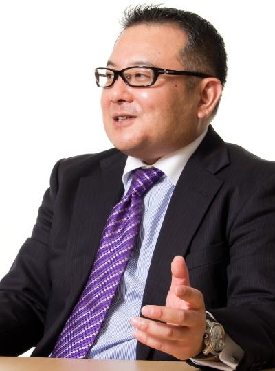 株式会社ミスミグループ本社 生産プラットフォーム 代表執行役員 岡本道明