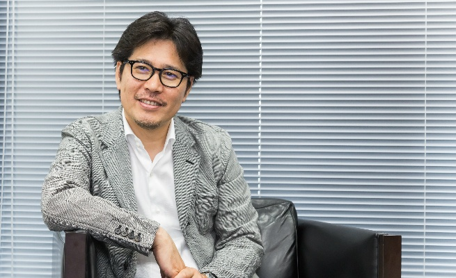 株式会社ジェイアイエヌ 代表取締役社長 田中 仁氏